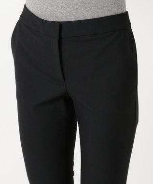 ICB 【伸縮性抜群】Compact Stretch パンツ ブラック系