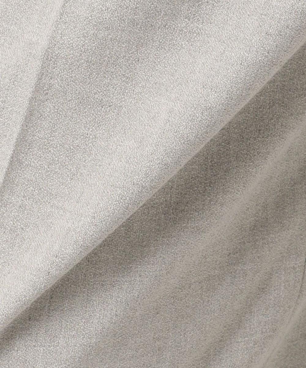 ICB 【店頭売れ筋】裏起毛 ワイドパンツ ライトグレー系