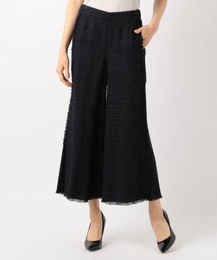 ICB 【ICB×Yuko Maezawa】Tweed パンツ ネイビー系9