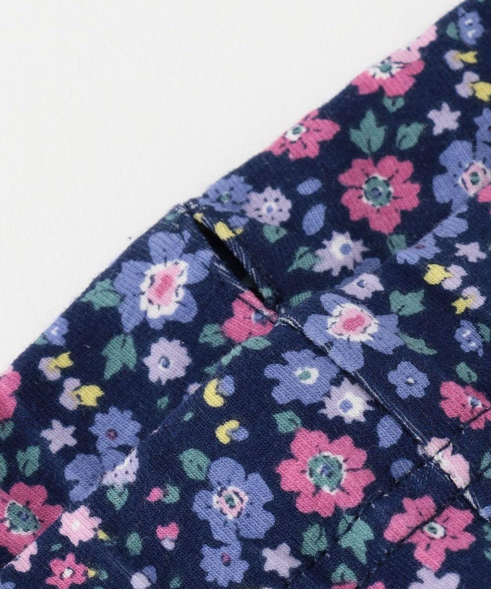 any FAM KIDS 【90-130cm】無地/花柄 レギンス ネイビー系5