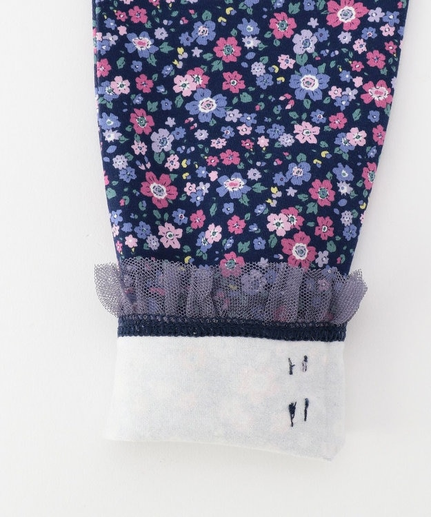 any FAM KIDS 【90-130cm】無地/花柄 レギンス