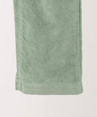 any FAM KIDS 【100~130cm】アメリカン別珍 アジャスター付きパンツ ライトグリーン系