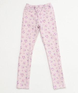 any FAM KIDS 【140-150cm】裏シャギー ネコポケット パンツ ライラック系5