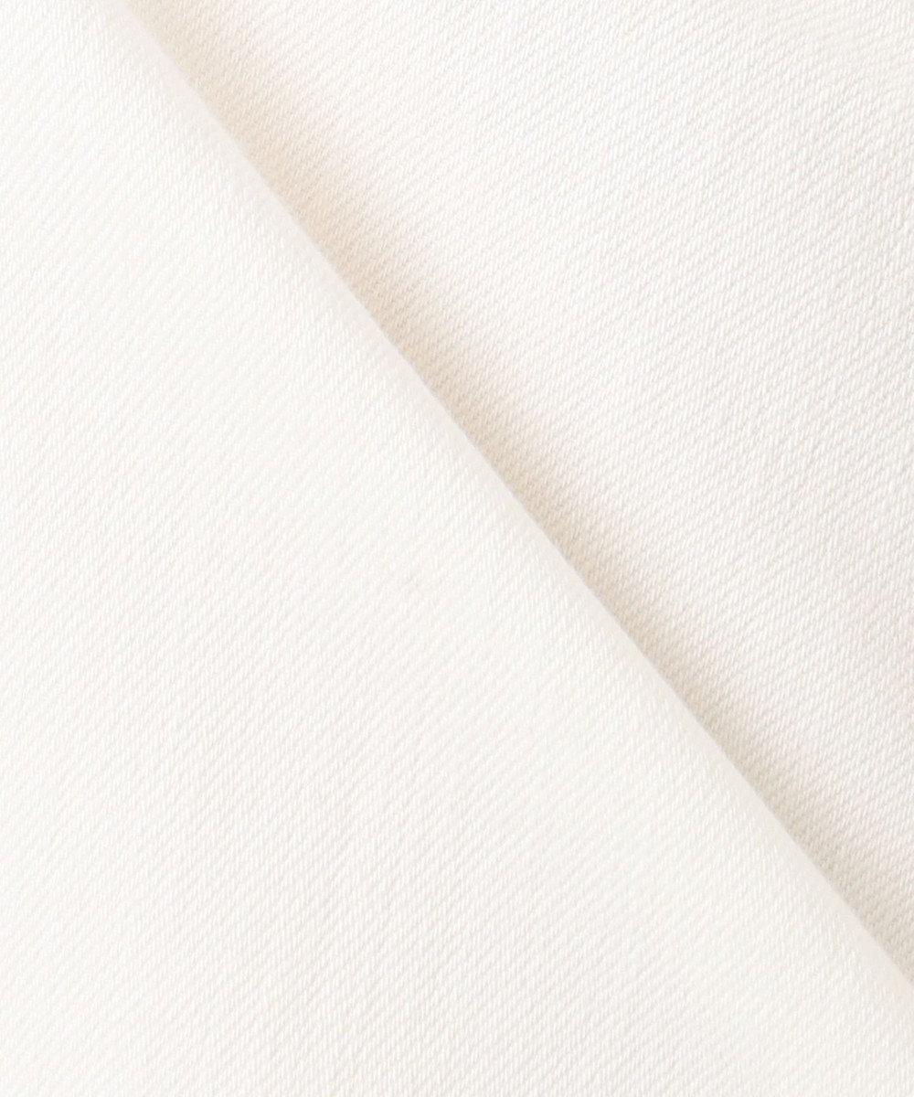 any FAM 【洗える】ライトホワイト デニム ホワイト系