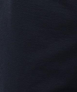 J.PRESS LADIES L 【WEB限定】コットンリネンストライプ ワイドパンツ [WEB限定]ネイビー系