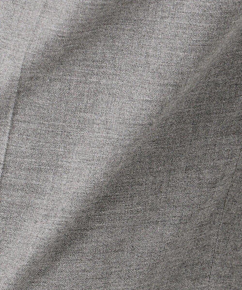 J.PRESS LADIES S 【スーツ対応】Premium G.B. Conte パンツ ライトグレー系