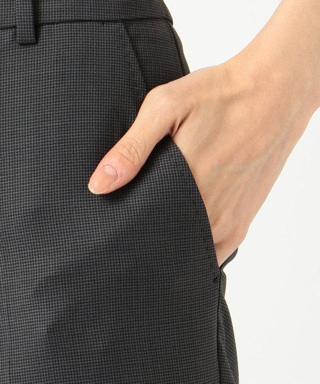 J.PRESS LADIES S 【スーツ】BAHARIYEストライプorチェック ストレートパンツ