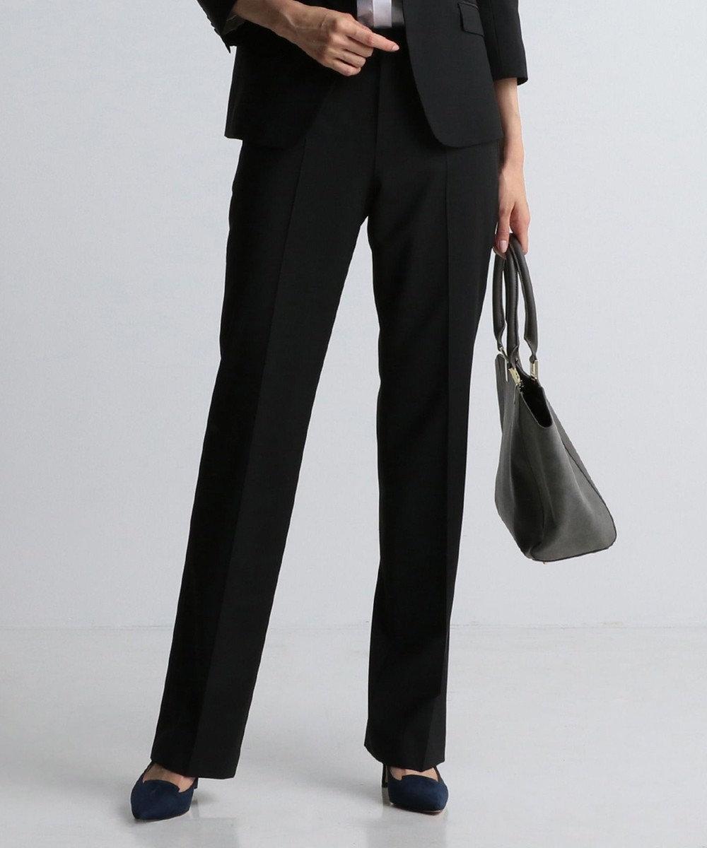 J.PRESS LADIES 【セットアップ対応】BAHARIYE パンツ ブラック系