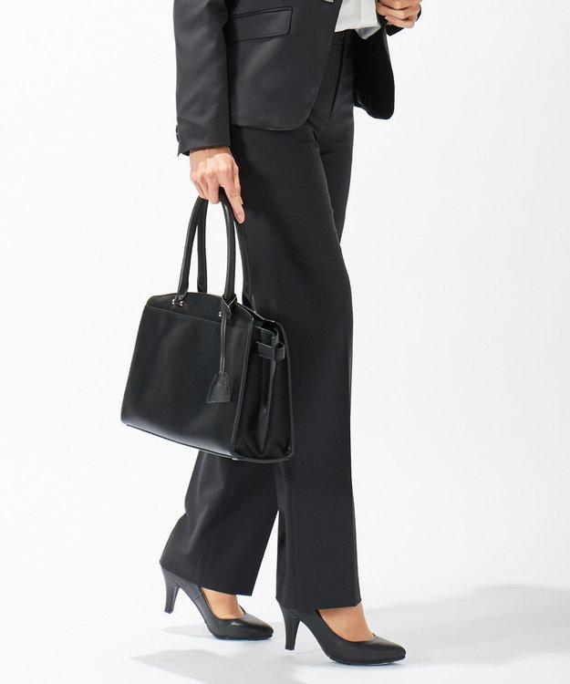 J.PRESS LADIES S 【スーツ対応】BAHARIYE NEW パンツ