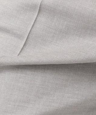 J.PRESS LADIES 【洗えるスーツ】FLAXASA パンツ ライトグレー系