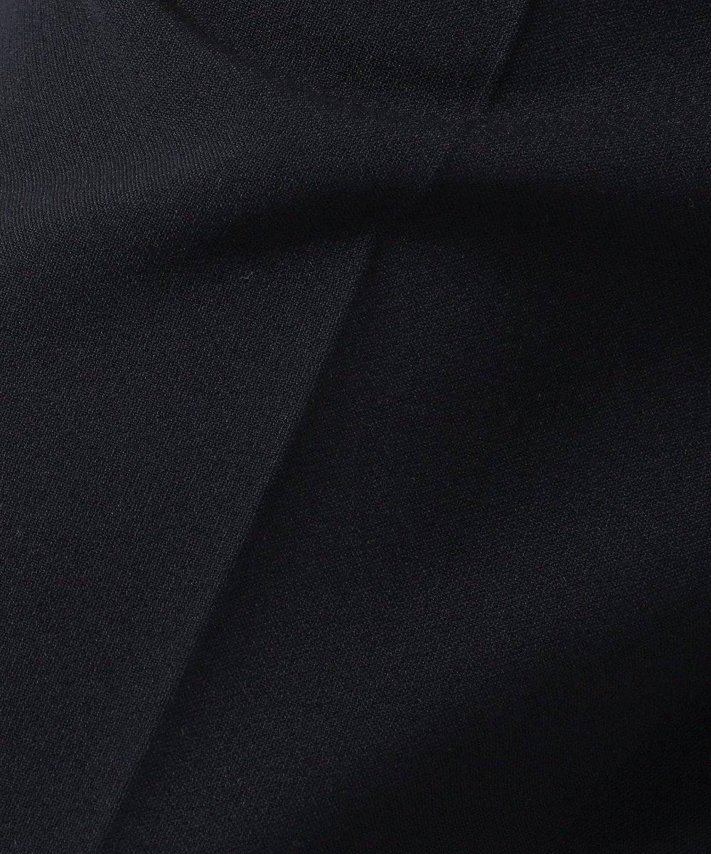 J.PRESS LADIES L 【洗える】コンパクト2WAYクロス パンツ ネイビー系