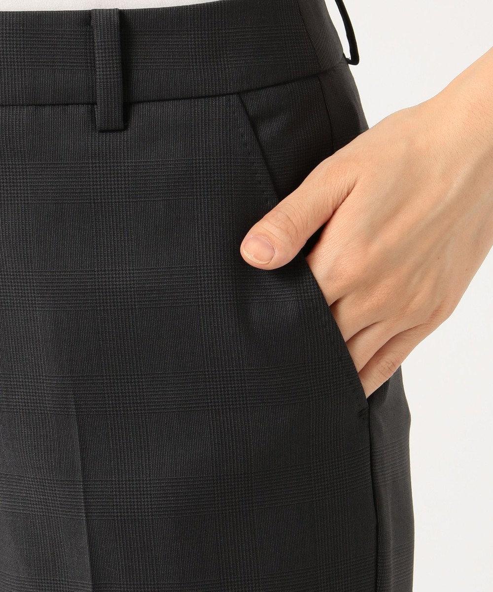J.PRESS LADIES 【スーツ対応】BAHARIYE パンツ グレー系