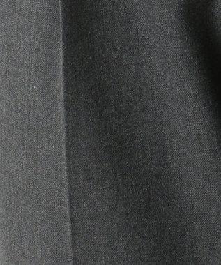J.PRESS LADIES 【2018秋のWEB限定色あり】50/2コンフォート無地 テーパードパンツ グレー系