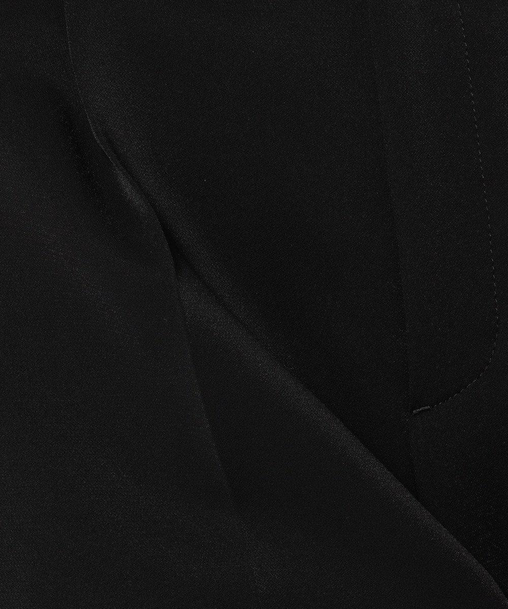 J.PRESS LADIES 【セットアップ対応】ヴィーナスダブルクロス パンツ ブラック系