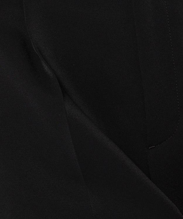 J.PRESS LADIES 【セットアップ対応】ヴィーナスダブルクロス パンツ