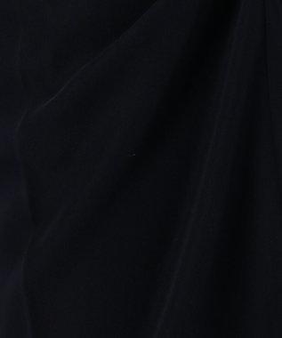 J.PRESS LADIES S 【セットアップ対応】コンフォートツイル クロップドパンツ ネイビー系