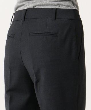 J.PRESS LADIES 【スーツ対応】BAHARIYE1 パンツ ネイビー系