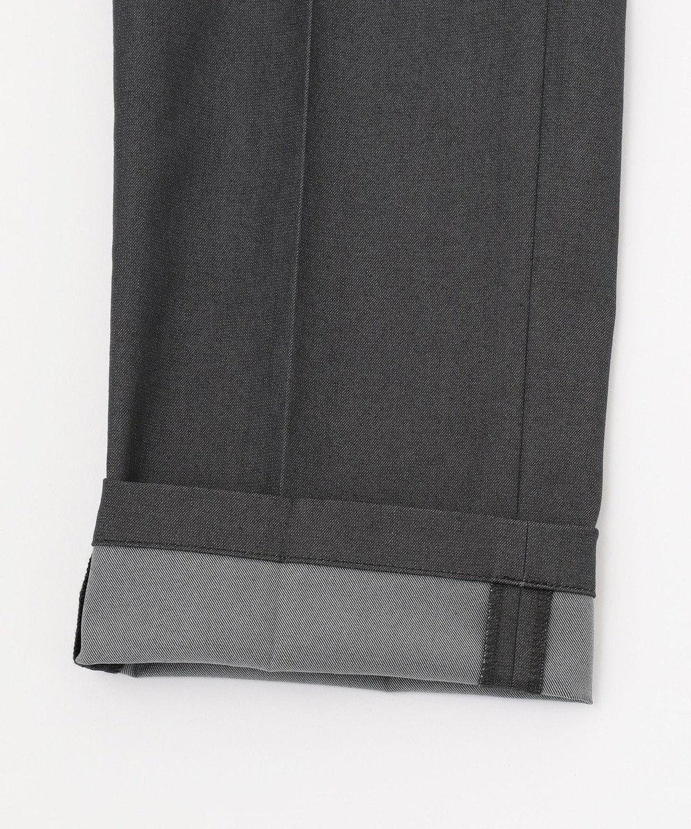 J.PRESS KIDS 【140-170cm】ツイルシャンブレーストレッチ パンツ グレー系