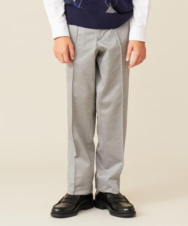 J.PRESS KIDS 【140-170cm】コンパクトシルキーモクロディ パンツ