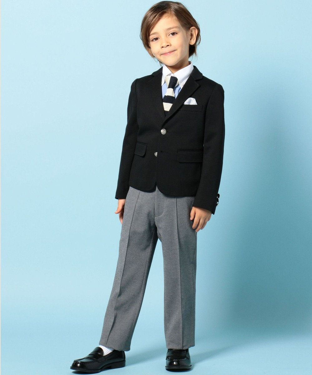 J.PRESS KIDS 【TODDLER】60/ーモクロディ パンツ ライトグレー系
