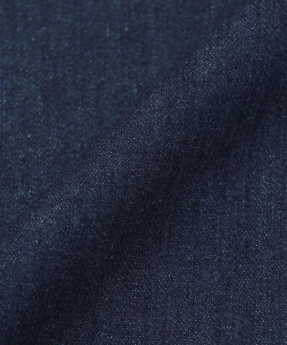 J.PRESS KIDS 【120-130cm】裏付きストレッチデニム パンツ ネイビー系