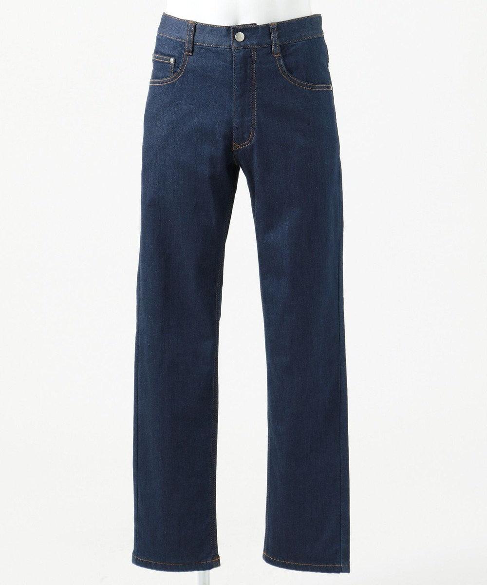 J.PRESS KIDS 【140-170cm】裏付きストレッチデニム パンツ ネイビー系