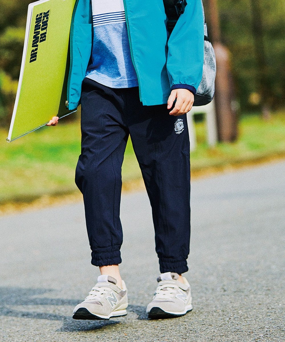 J.PRESS KIDS 【TODDLER】撥水ストレッチ パンツ ネイビー系