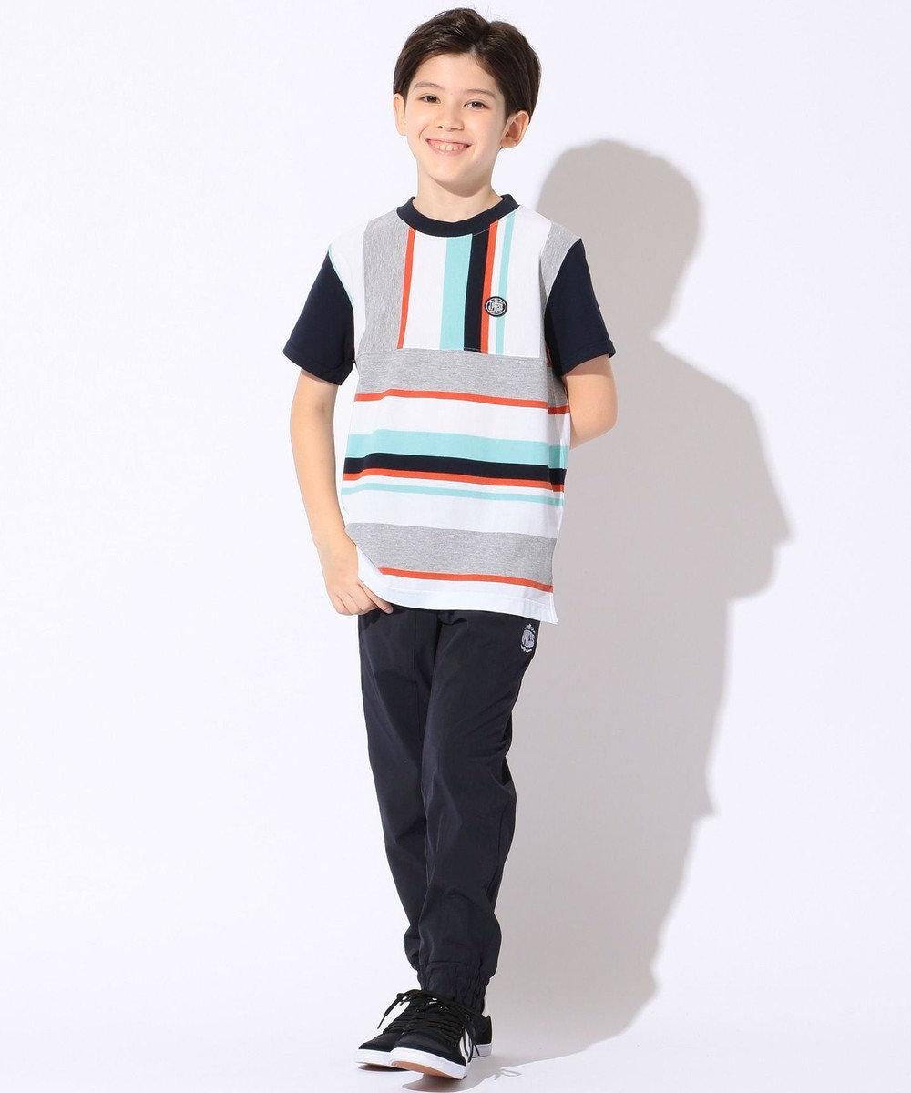 J.PRESS KIDS 【SCHOOL】撥水ストレッチ パンツ ネイビー系