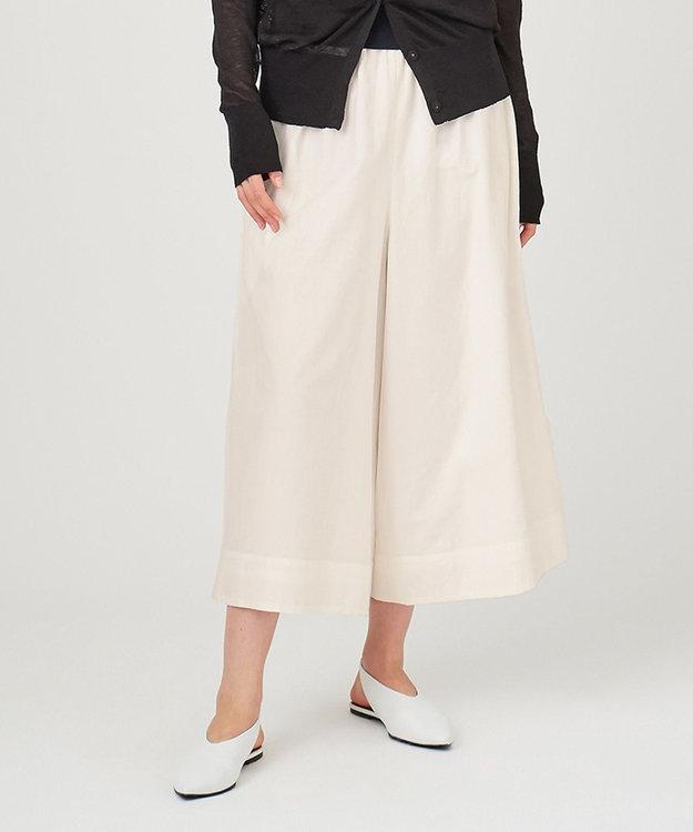 JOSEPH 【洗える】BAO / コットンクレープ パンツ