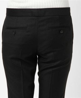 JOSEPH 【限定スーツ】 パンツ SUPER 100 ROX ブラック系