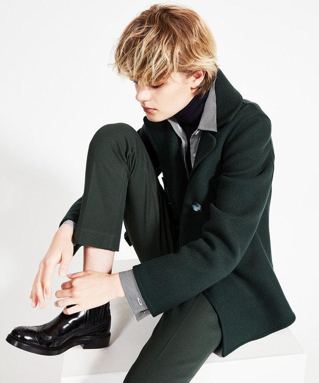 JOSEPH 【WEB限定】FINLEY / ギャバジンストレッチ パンツ
