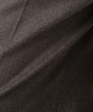 JOSEPH DANA / フランネルストレッチ パンツ ブラウン系