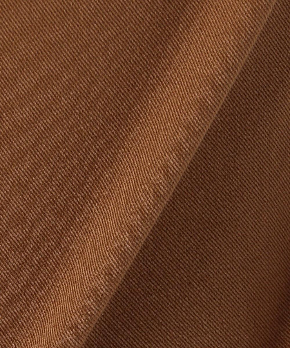 JOSEPH 【FIGARO5月号掲載】JUNO / ドリルストレッチ パンツ ブラウン系