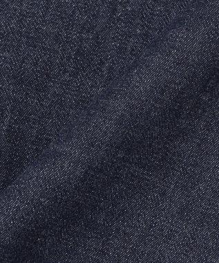 組曲 KIDS 【150-170cm】ストレッチデニム パンツ ネイビー系