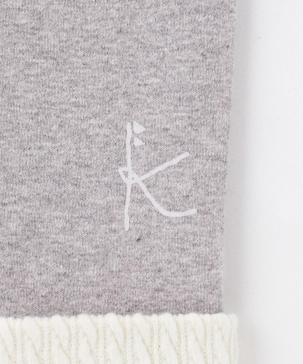 組曲 KIDS 【80~100cm】ストレッチ天竺 スパッツ グレー系