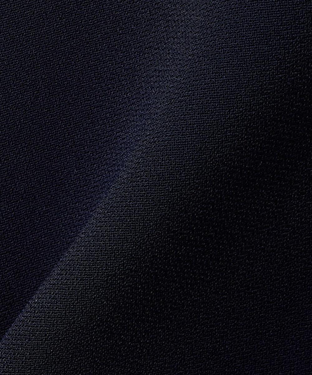 uncrave ウォッシャブルダブルクロス パンツ ネイビー系