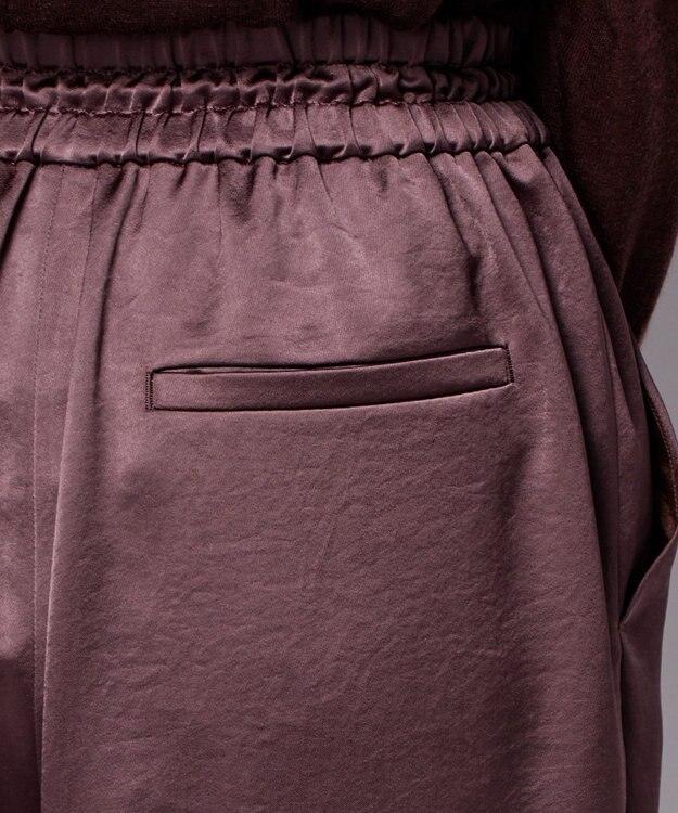 uncrave ビンテージサテン パンツ
