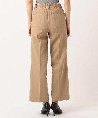 自由区 【Class Lounge】DOUBLE CLOTH パンツ(検索番号Y57) キャメル