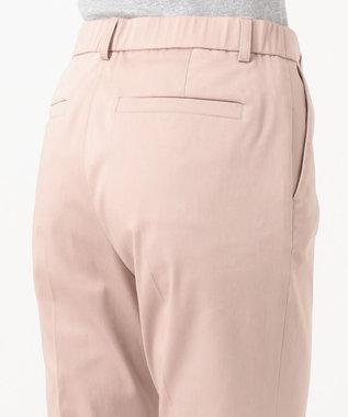 自由区 【UVケア】COOLMAX テーパードパンツ(検索番号JF48) ピンク系