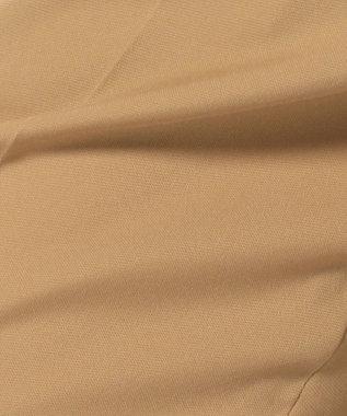 自由区 【Class Lounge】シルキークリア パンツ キャメル系