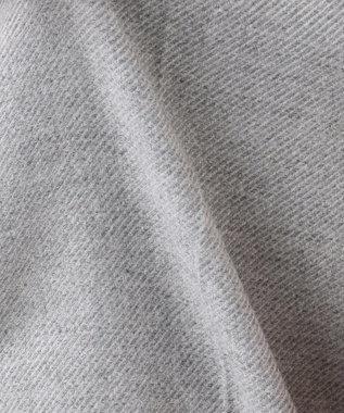 23区 L 【マガジン掲載】ダブルクロス センタープレスパンツ(検索番号H57) ライトグレー系