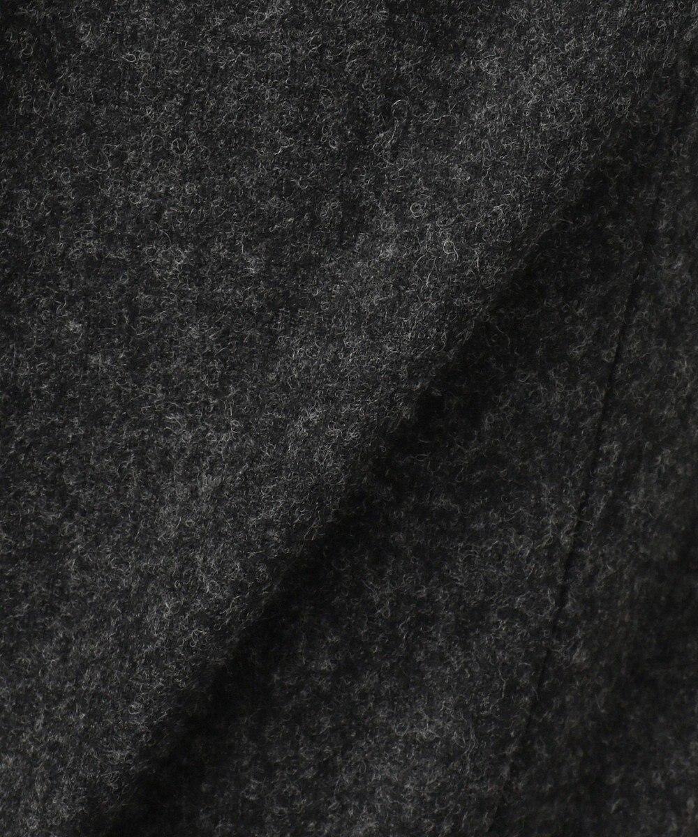 23区 【R(アール)】COLOMBO FINE FLANNEL ワイドパンツ グレー系