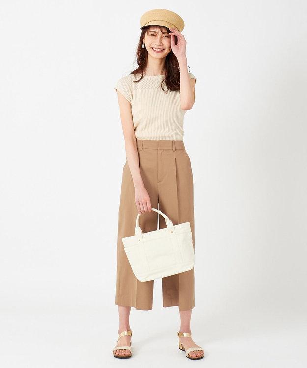 any SiS 【UVケア】クールタッチミラクルガード ワイドパンツ