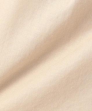 any SiS S 【L'aube】リネンレーヨン キュロット ベージュ