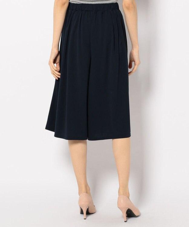 any SiS 【洗える&シワになりにくい】エアリードレープスムース スカーチョ