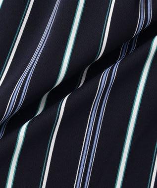 any SiS 【UVケア・接触冷感・消臭効果】エアリードレープスムース ガウチョパンツ ネイビー系1