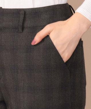 any SiS S 【保温性&蓄熱性】サーモトロン2WAYストレッチ パンツ グレー系2