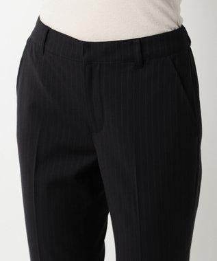 any SiS 【洗える】T/Rウォッシャブルスーツ パンツ ネイビー系1