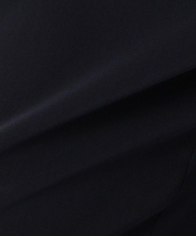 any SiS 【洗える】トロミテーパード パンツ