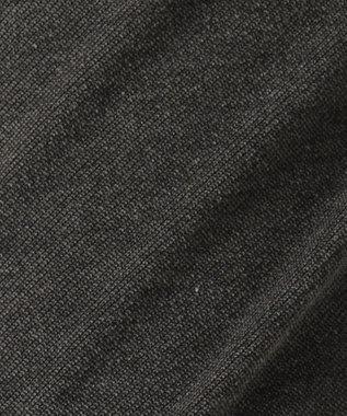 any SiS 【洗える・裏起毛】イージーウォームテーパード パンツ グレー系